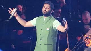 Audience singing TUM HI HO with Arijit Singh LIVE