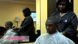mbk barbershop   outer west street annapolis md