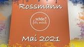 2021 schön box mai für mich Rossmann Schön