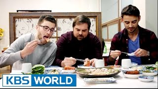 Video [Idol Battle Likes] Korean Food Challenge - fermented stingray download MP3, 3GP, MP4, WEBM, AVI, FLV November 2017