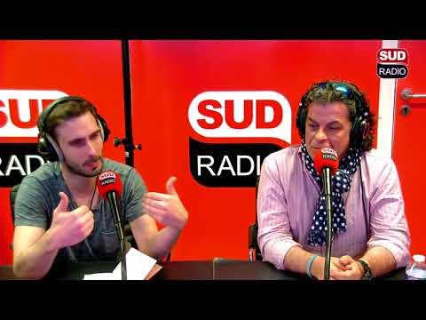 Interview sur Sud Radio