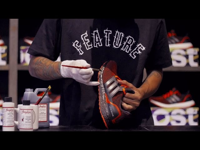 ec5ae17ea76f0 DIY  How to Black Out Your adidas BOOST Soles