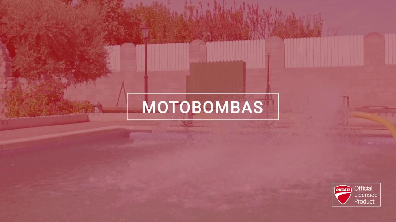 Motobombas de agua Ducati