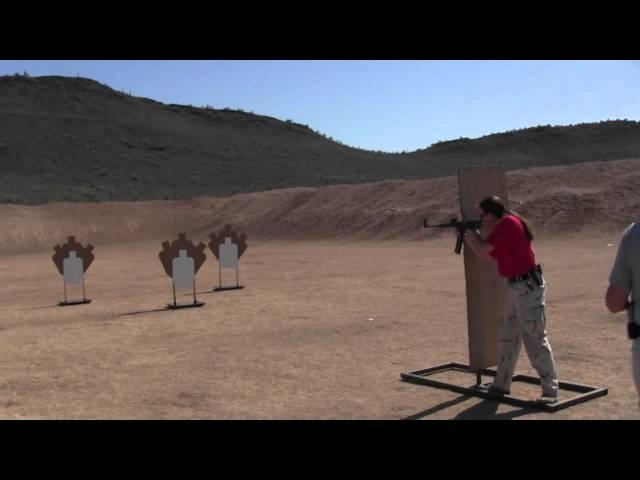 Sturmgewehr 45 at an IPSC 3-Gun Match