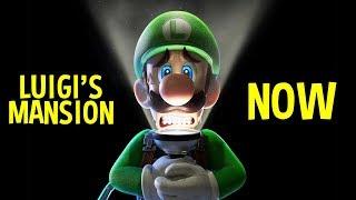 Luigi's Mansion 3 FULL GAME Gameplay - This Game ROCKS!
