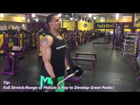BIG BICEPS FAST!!! - Secret to Massive Biceps @NaturalGenetics @E_Rec