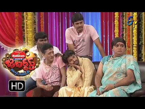 Hyper Aadi Raising Raju Performance | Extra Jabardasth | 6th October 2016   | ETV Telugu