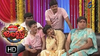 Hyper Aadi Raising Raju Performance | Extra Jabardasth | 6th October 2016   | ETV Telugu