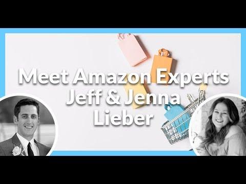 Meet Amazon Experts Jeff & Jenna Lieber