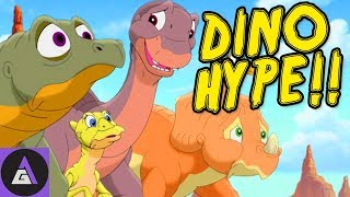 THIS GAME SUCKS BUTT - The Land Before Time Video Game Live Stream