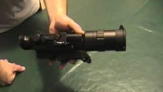 Part #1 Cheap Night Vision Rifle Sight #1 9 3 10
