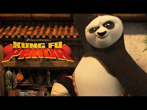 Levels of Awesomeness  NEW KUNG FU PANDA