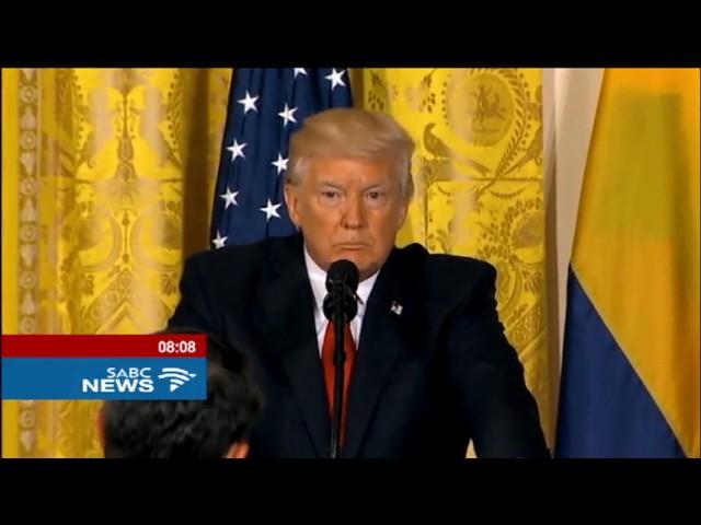 No collusion with Russia insists Trump