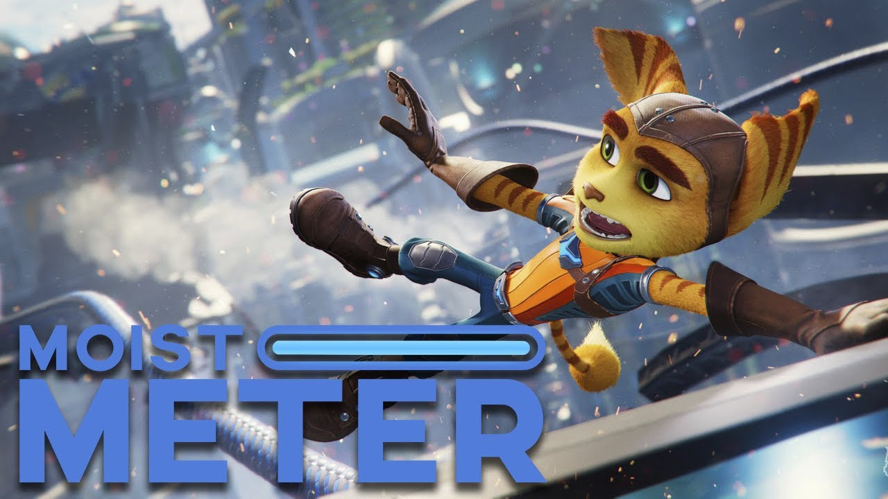 Moist Meter | Ratchet & Clank: Rift Apart