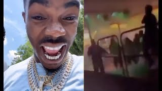 Gucci Mane Artist Foogiano Has Club Performance Goons Have Shootout In Club