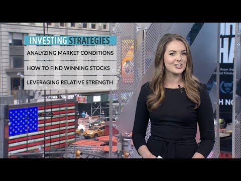 Investing Strategies: How To Find Top Stocks In A Weak Market