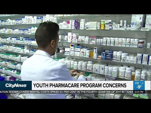 Youth pharmacare program causing delays