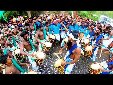 Aattam vs Ponnan | ശിങ്കാരിമേളം രാജാക്കന്മാരുടെ സൗഹൃദ മുട്ടൽ
