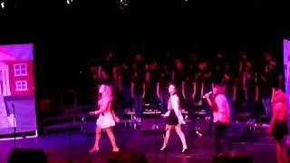 chi omega nmsu greek sing 2011