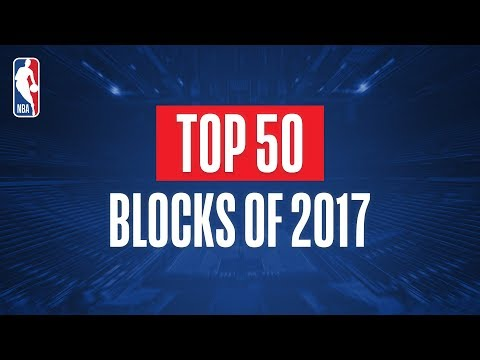Top 50 Blocks From 2017