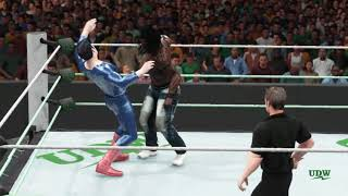 Superman vs. R-Truth, 2 out of 3 Falls (Request)