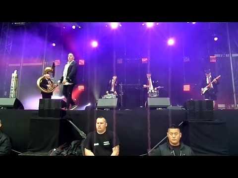la Fanfare RockBox - Space Oddity - festival Europavox 2017