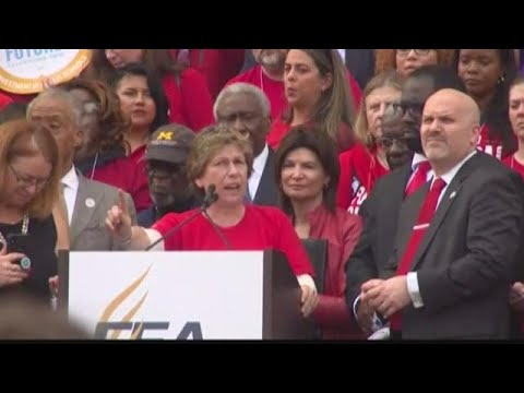 PM Tampa Bay with Ryan Gorman - Polk County Teachers Protest for Pay Raise Following Controversy