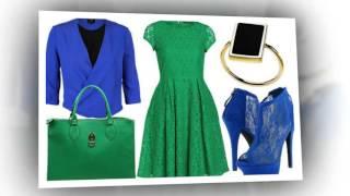 видео С чем носить изумрудное платье? Драгоценность вашего гардероба!
