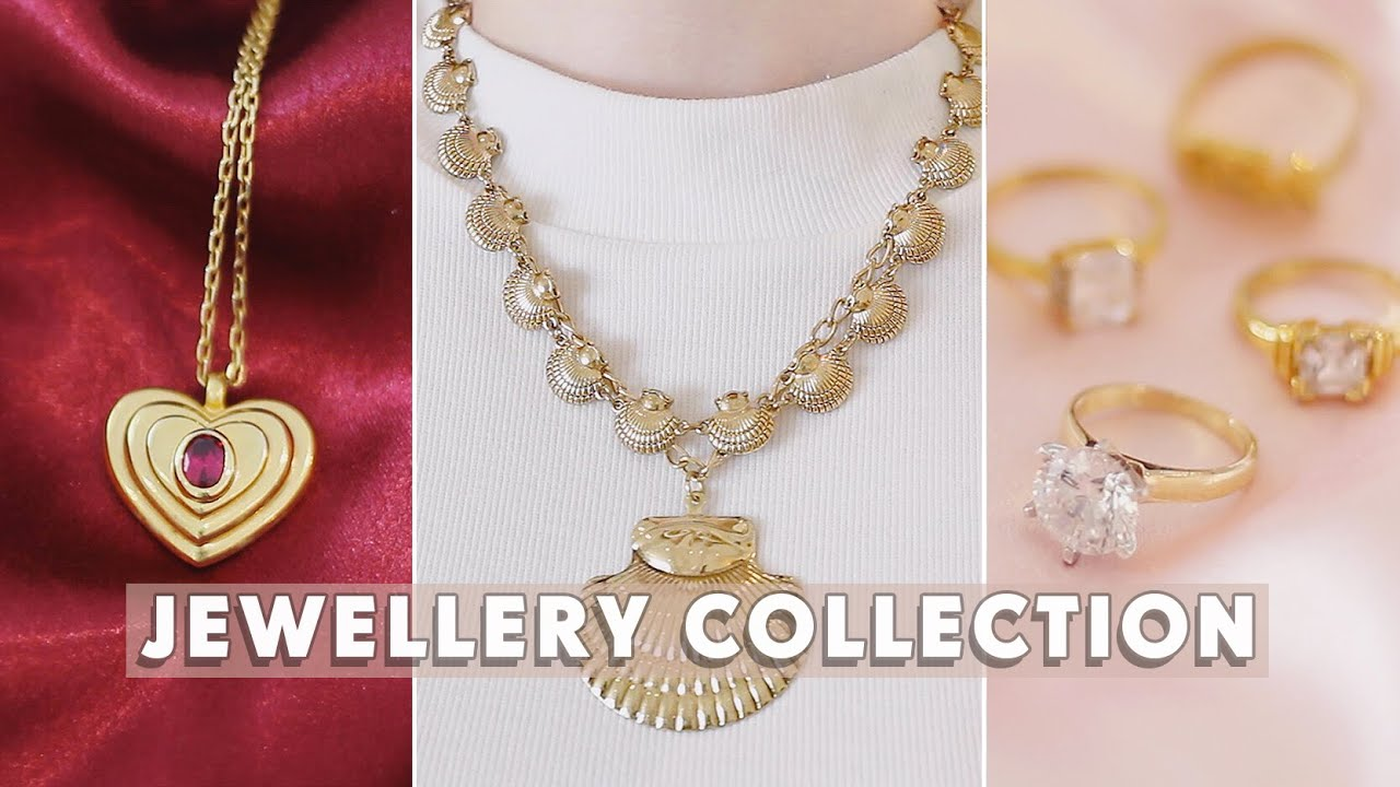 Jewellery Collection - YouTube