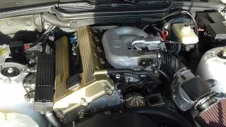 BMW M42 loud knocking sound