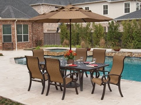 Mallin Patio Furniture Mallin Patio Furniture YouTube