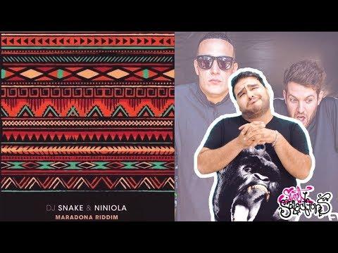 DJ Snake & Niniola - Maradona Riddim [Sweet Review]