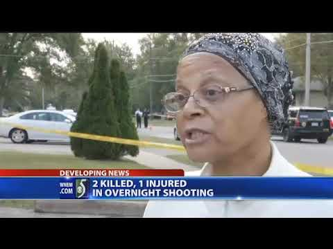 Community reacts after 2 men killed, 1 hurt in Flint shooting