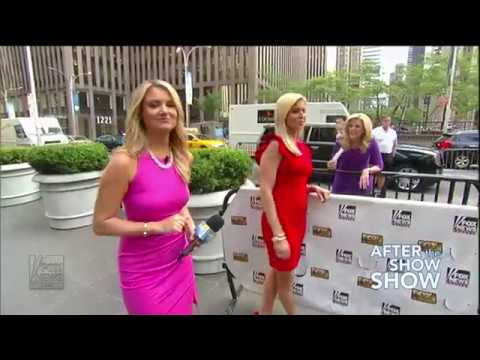 Jillian Mele, Ainsley Earhardt 7-18-17