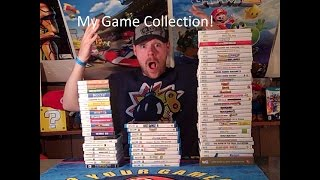 My Whole Game Collection! (Wii/Wii U/DS/3DS)