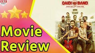 Qaidi Band Movie Review, Aadar Jain  Anya Singh
