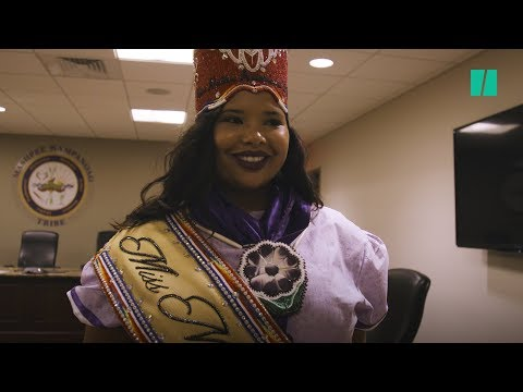 Miss Native American U.S.A. Reflects On Thanksgiving