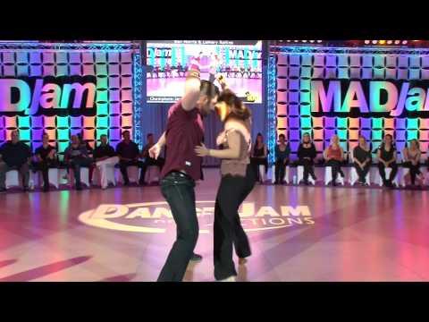 MADjam 2017 Champions Jack & Jill Ben Morris & Lemery Rollins