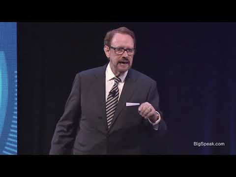 Daniel Burrus - Keynote Speaking Demo