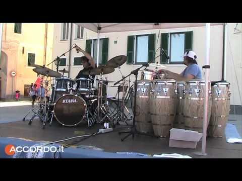 Walter Calloni & Giorgio Palombino: Groove in Action