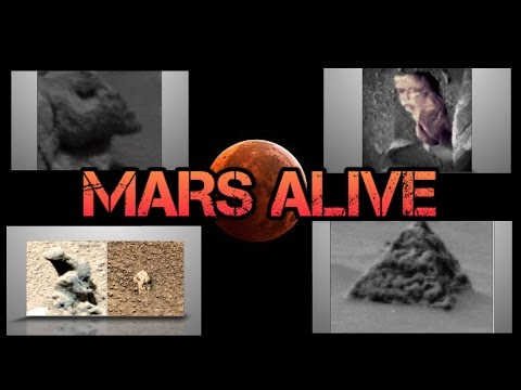 UFO Sightings MARS The NASA Conspiracy [LIFE ON MARS] Full Length Documentary 2015