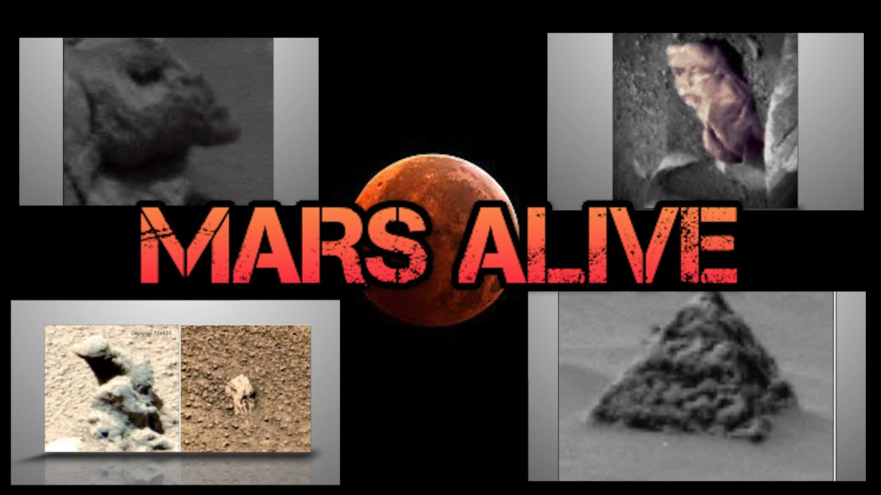conspiracy about mars nasa - photo #28