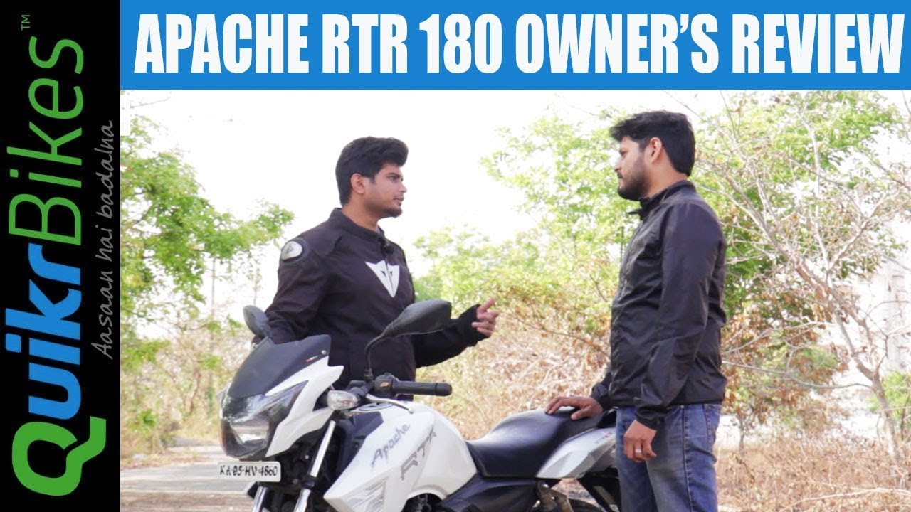 Apache RTR 180 Honest Real Life Review by Owner