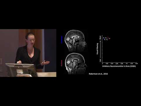 Autism: A view from neuroscience - A CCN public lecture