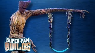 Groot Swing Set (Guardians of the Galaxy) - SUPER-FAN BUILDS