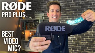 Rode Videomic Pro Plus Review | Best Microphone for Video?