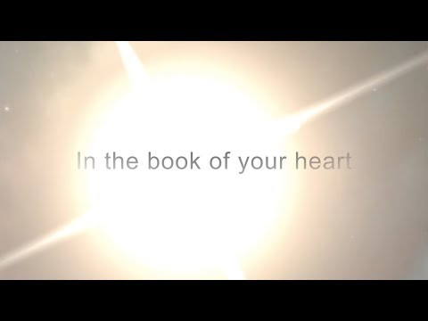 U2  |  Book of your heart (Songs of Experience, 2017)