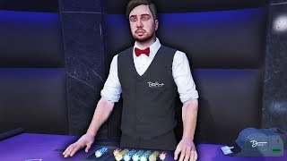 I Work at The GTA Casino - GTA Online Casino DLC