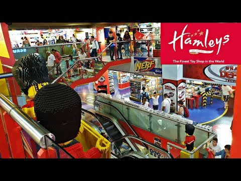 Toys World HAMLEYS London Tour 2019 Toy Hunt #21