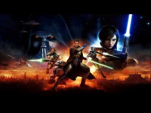 Star Wars The Old Republic OST Music Soundtrack - 28 - Belsavis, The Ancient Prison